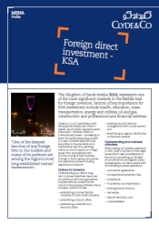 Foreign Direct Investment KSA PDF 175